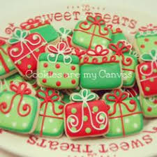 christmas present cookies. Wonderful Christmas Christmas Present Cookies For Present Cookies E