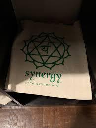 synergy yoga