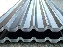 lovely corrugated galvanized sheet metal plain roof corr