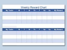 Download Reward Chart Wps Template Free Download Writer Presentation