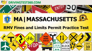 Massachusetts Driving Fines Chart Massachusetts Rmv Fines And Limits Permit Practice Test Hardest Ma Rmv Practice Test