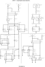 1999 chevrolet truck s10 p u 4wd 4 3l fi ohv 6cyl repair guides 14 1991 97 eclipse spyder chassis schematics
