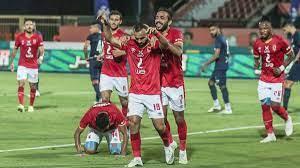 شاهد فيديو اهداف مباراة الاهلي وانبي في الدوري المصري