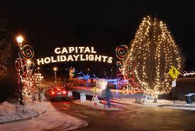 Albany Lights In The Park Walk Albany Police Athletic League Albany Ny Capital Holiday
