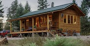 The tiny cabins quality construction and customers satisfaction are the top  priority for the ...