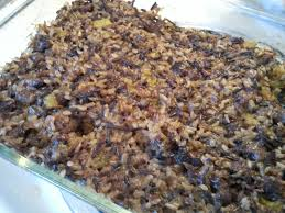 Add broth and simmer 5 minutes. Wild Rice Sausage Dressing My Gems Of Parenting