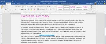 Microsoft Office 2016 What Is New And Different Techsoup
