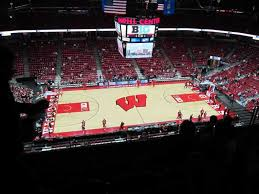 Uw Kohl Center Seating Chart Kohl Center Section 309 Rateyourseats Com
