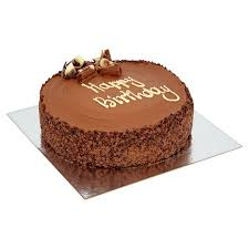 Lidoff_540x540 birthday cake chocolate tesco ~ image inspiration of cake and on eggless birthday cakes in tesco
