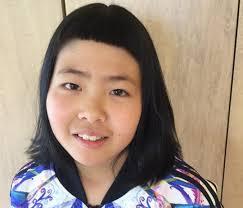 前髪可愛い攻める小学生オシャレ大好きで好きなものがしっかりあっ