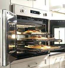 oster french door toaster oven toaster oven stylish brushed stainless steel finish french door convection toaster