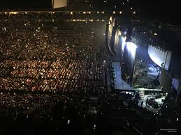 Prudential Center Section 113 Concert Seating