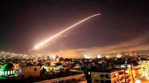 Αποτέλεσμα εικόνας για συρια αμερικανοι βομβαρδισμος
