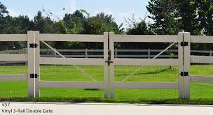 Vinyl fence gate Windham Vinyl Split Rail Fence Gate Taroexpertclub Farm And Ranch Style Vinyl Fences Tennessee Valley Fence Youll
