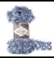 <b>Пряжа Alize</b> «<b>PUFFY FUR</b>» - купить пряжу <b>Ализе</b> «Пуффи Фур ...