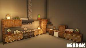 Minecraft Kitchen Design Video In Description Detailcraft