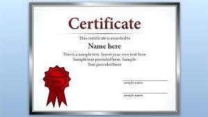Certificate Template Publisher Condo Financials Com