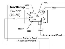 wiring diagram for headlight switch readingrat net eurovan relay locations at 99 Eurovan Wiring Diagram