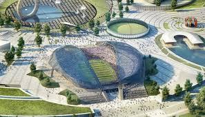 New Stadium New Stadium Volgograd