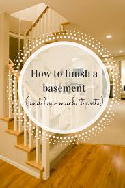5 Things You Must Know Before Finishing Your Basement | Finished ...
