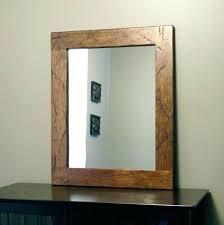 distressed wood picture frames distressed wood mirror framed bathroom mirrors regarding wood design distressed wooden mirror frames distressed wooden photo