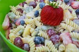 pasta salad recipes fruit salad recipe