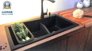cleaning granite sinks composite granite sinks best ideas about composite pleasing kitchen sinks granite composite black