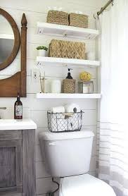 Image Small Bathroom Bathroom Over Toilet Shelves Over The Toilet Storage Ideas For Extra Space House Toilet Storage Storage Countup Bathroom Over Toilet Shelves Countup