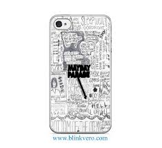 Mayday Parade Self Titled Lyric Protective Case iPhone 6 SE 5s Self-Titled Samsung
