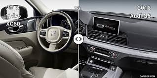 2018 audi 8l. perfect 2018 2018 volvo xc60 vs audi q5  interior intended audi 8l