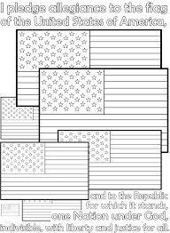 Small Picture American Flag Coloring Page The Mama Zone