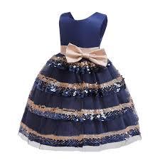Amazon Com Girls Princess Swing Dress Little Lass