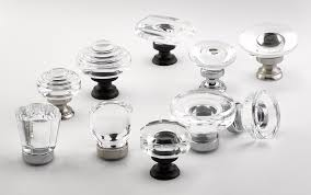 Crystal Cabinet Knob Clear And Color Crystal Knobs Elevate Hardware Decor Kbis Pressroom
