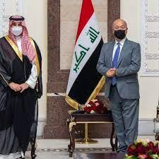 نائب وزير الدفاع السعودي يزور العراق وسط مساع لتحسين العلاقات بين الرياض  وطهران