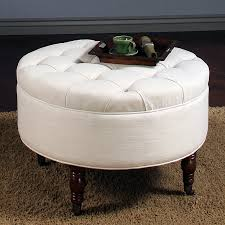 full size of large size of medium size of coffee table white leather curved sectional sofa with cushions and round ottoman