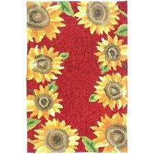 sunflower area rugs sunflower area rugs sunflower rug sunflower area rug sunflower hand hooked area rug