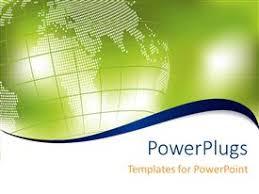5000 Europe Globe Powerpoint Templates W Europe Globe Themed