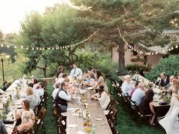 Summer Backyard Wedding Kimberly  Alexander  100 Layer CakeSummer Backyard Wedding
