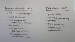 Data Analyst Duties Entry Level Data Analyst Skills Becoming A Data Scientist
