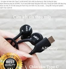 Tai nghe Samsung S20 S20 Plus S20 Ultra AKG chân Type C zin máy phiên bản  2020 + Tặng 4 nút tai phụ