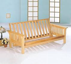 sofa wood frame diy comparing wooden futon frame awesome homes within sofa bed plans wood frame