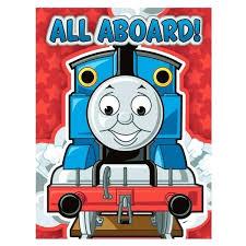 Thomas The Train Party Invitations Thomas The Train Party Invitation