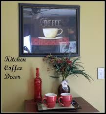 Coffee Decorations For Kitchen Coffee Kitchen Decor Sets Winda 7 Furniture