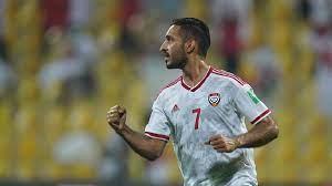 علي مبخوت يتخطى ليونيل ميسي في قائمة الأكثر تسجيلا للأهداف الدولية