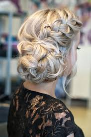 French Braid Updo Hairstyles 21 All New French Braid Updo Hairstyles Popular Haircuts