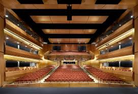 The View From Centre Stage Picture Of The Burlington