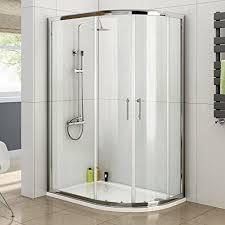 shower enclosures. Modren Enclosures IBathUK 1200 X 800 Right Quadrant 6mm Sliding Glass Shower Enclosure With  Tray  Free Waste Throughout Enclosures E