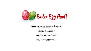 Easter Invitation 2 Wording Free Geographics Word Templates