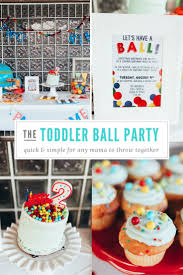 Best 25+ Ball theme party ideas on Pinterest | Ball theme birthday, Baby  1st birthday and DIY 40th party decorations