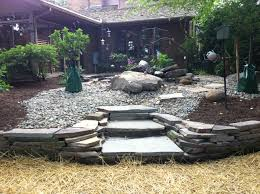 Small Picture Back Yard Rock Garden Top Quality Landscaping Inc Northeast